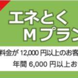 北海道電力 エネとくMプラン
