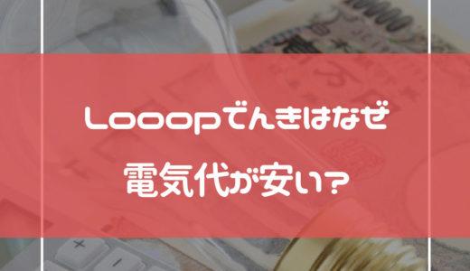 電気代 基本料金無料 Looopでんき 北海道電力との違い