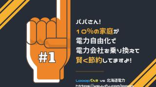 電力自由化 切り替え 北海道