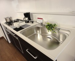 キッチン食器洗い乾燥機