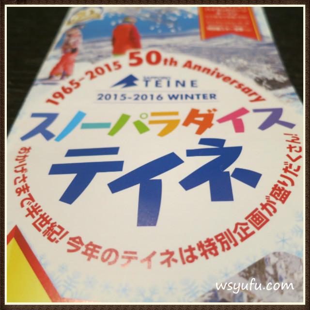 スノーパラダイステイネ札幌