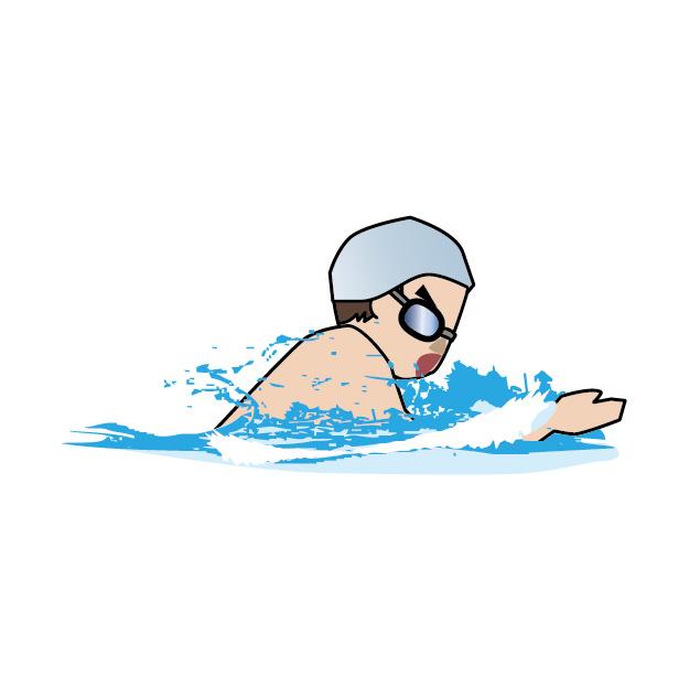 水泳平泳ぎ上達