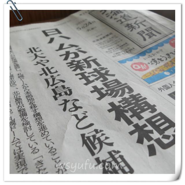 日本ハムファイターズ新球場ボールパーク計画