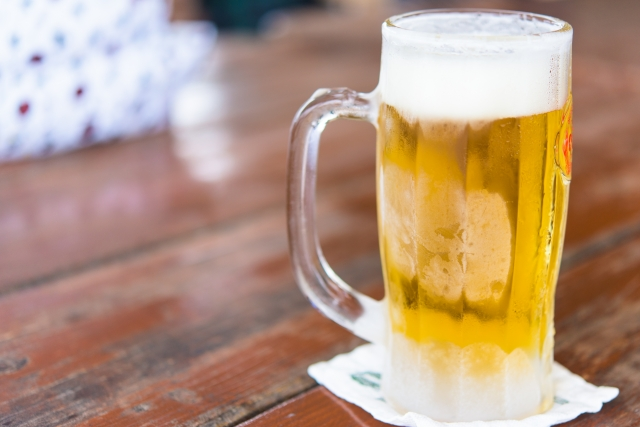 缶ビールの美味しい飲み方注ぎ方