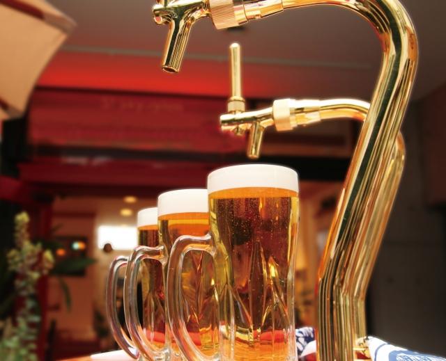 おいしいビールの飲み方注ぎ方