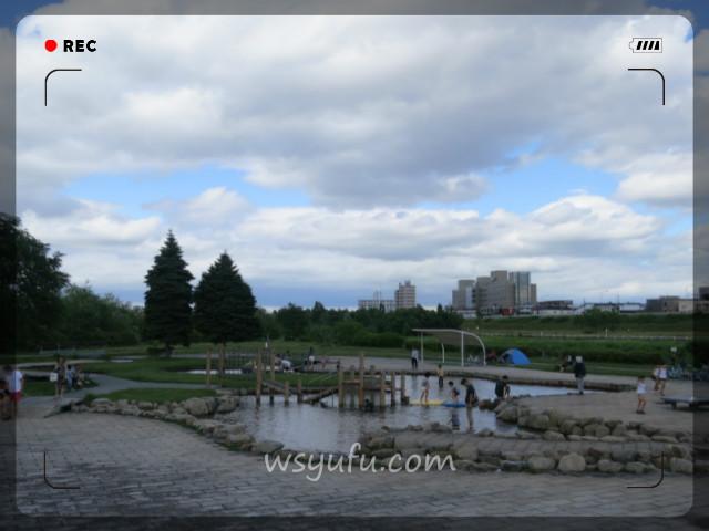 札幌豊平川ウォーターガーデン