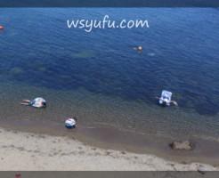 札幌きれい海水浴場の穴場古平歌棄海水浴場