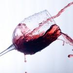 魔法水で赤ワインの染み抜き