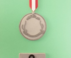 リオ五輪陸上男子400mリレーアンダーハンドパス技術完成で銀メダル!