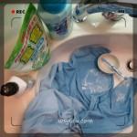給食着洗濯染み抜き魔法水