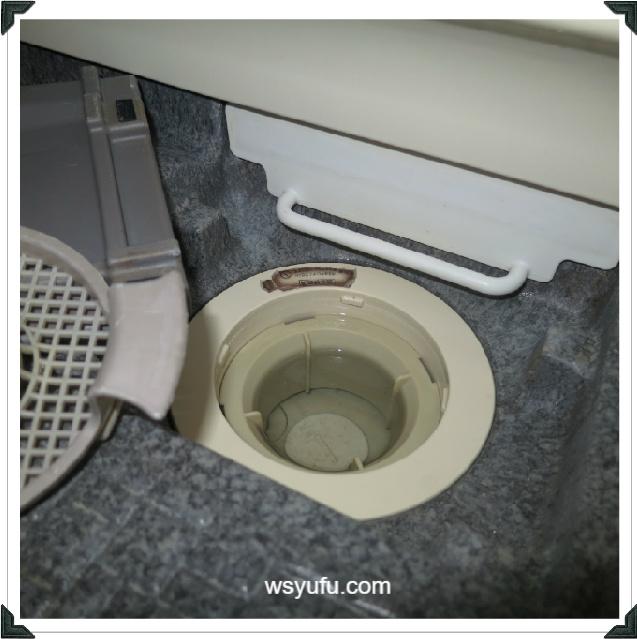 マンションお風呂掃除排水溝臭い