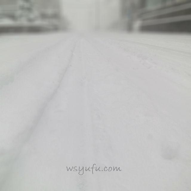 札幌根雪タイヤ交換いつ