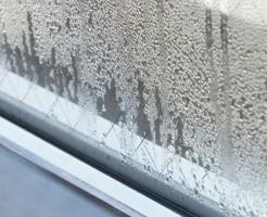 マンション結露の解決策は24時間換気システムのフィルター掃除