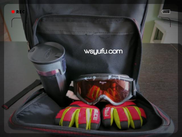 スキー靴ブーツケース リュック 袋