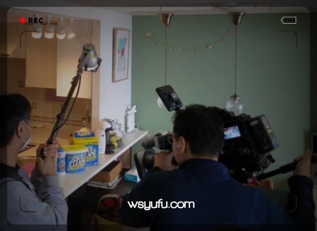 家事男子がオキシクリーンブログでテレビ出演!HBC今日ドキッ!の取材受けました。