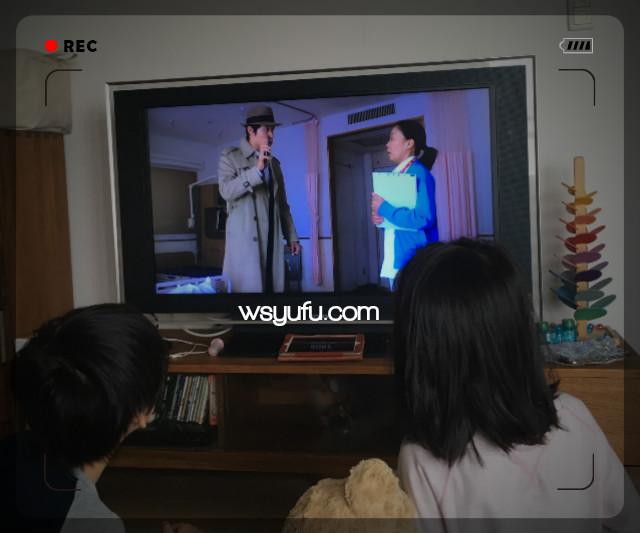 Hulu版銭形警部「真紅の捜査ファイル」に夢中な子供
