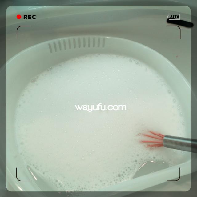 オキシクリーン漬けおき ワイシャツ 真っ白温浴洗濯