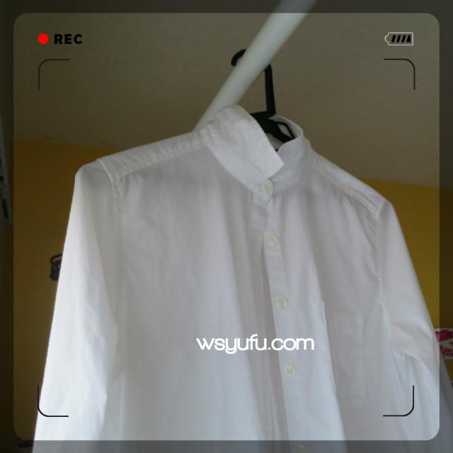 オキシクリーン ワイシャツ 真っ白温浴洗濯