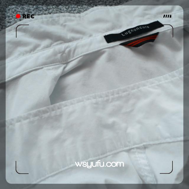 オキシ漬け ワイシャツ真っ白洗濯方法