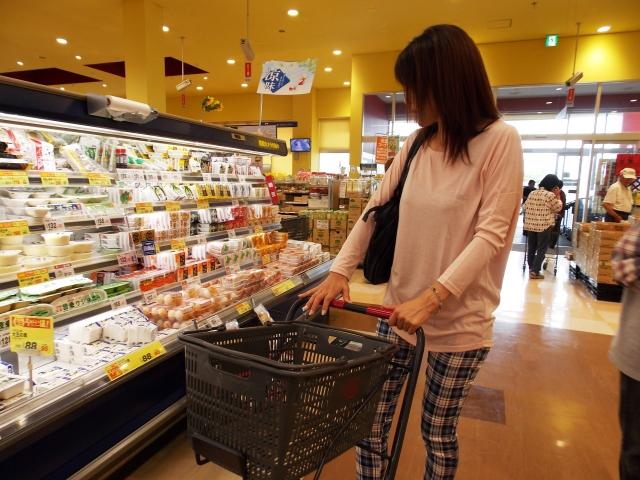スーパーで買い物するだけで得する方法