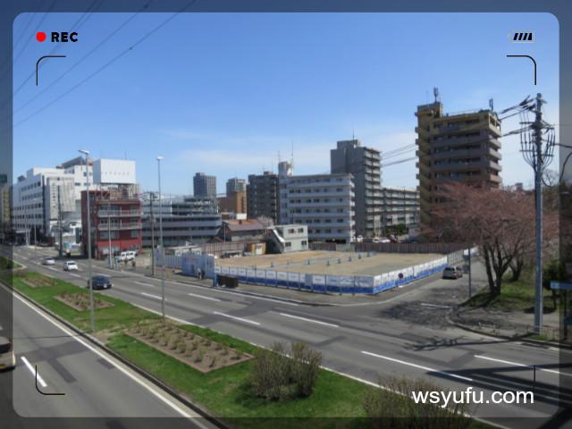 札幌市白石区新築マンション アルビオ・ガーデン白石庁舎ステーションサイド