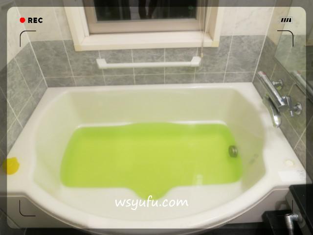 風呂釜洗浄一つ穴 酸素系漂白剤 オキシクリーン 残り湯入浴剤