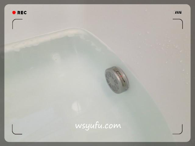 風呂釜洗浄一つ穴 酸素系漂白剤 オキシクリーン 界面活性剤の泡