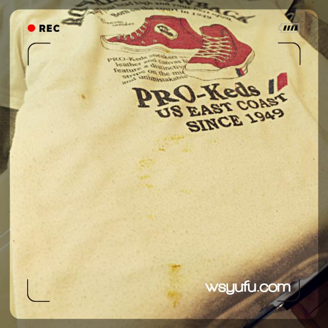 オキシクリーンマックスフォース 食べこぼしシミ汚れ