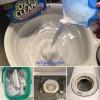 排水口掃除のやり方も酸素系漂白剤オキシクリーンで簡単に!