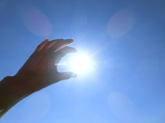 朝の光をたっぷり浴びることが子供が寝ない問題の解決策
