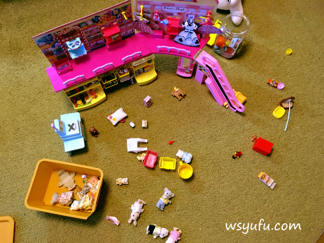 クリスマスプレゼント5歳女 リカちゃん セルフレジでピッ! おおきなショッピングモール