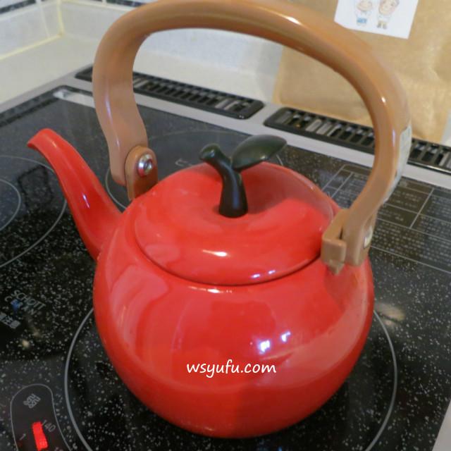 なた豆茶用ケトル