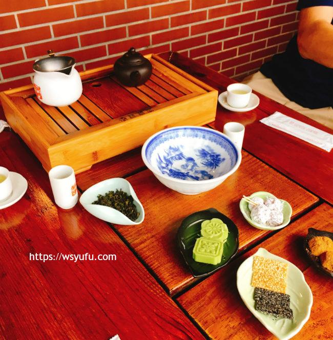 台湾旅行 九份 茶藝館 阿妹茶楼