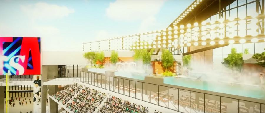 北海道ボールパーク 日本ハム新球場 天然温泉 入浴観戦シート