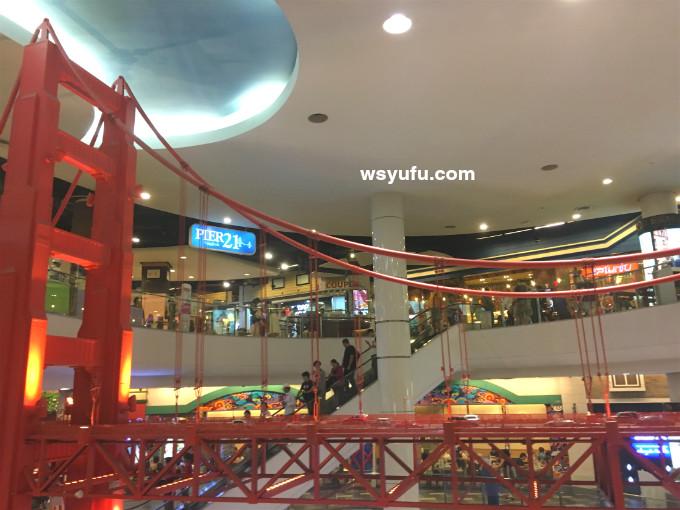タイバンコク家族旅行 ターミナル21