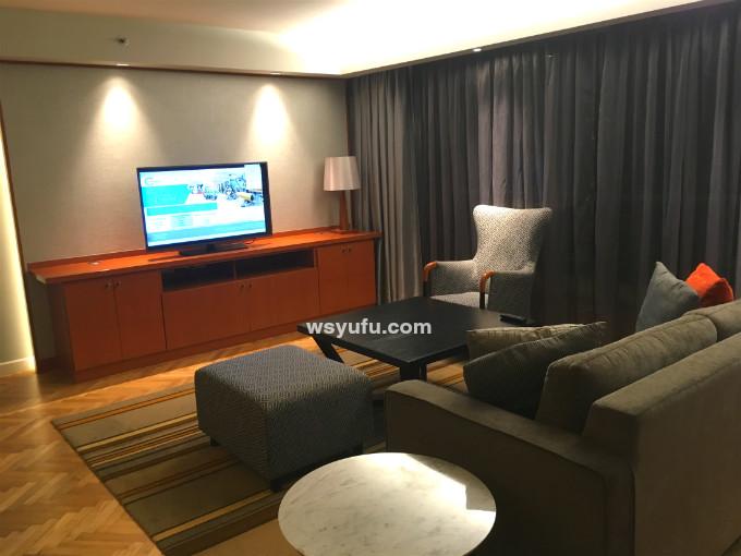 タイバンコク家族旅行 ホテル チャトリウム・レジデンス・サトーン・バンコク