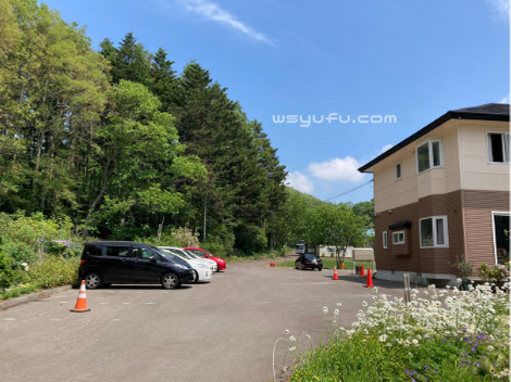 いちご狩り 北海道千歳 花工房あや 駐車場混雑状況